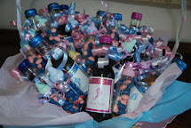 Baby Shower Favors Barefoot Wine