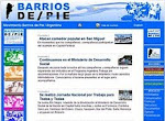 PAGINA NACIONAL DEL MOVIMIENTO BARRIOS DE PIE