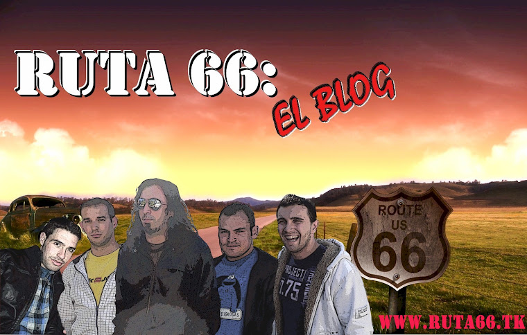 Ruta 66: El blog