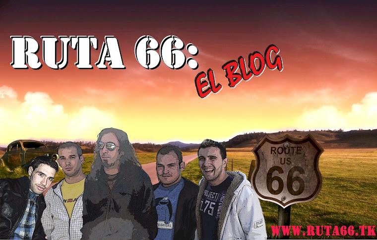 Ruta 66: El blog