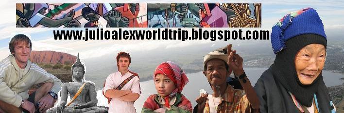 Julio & Alex World Trip