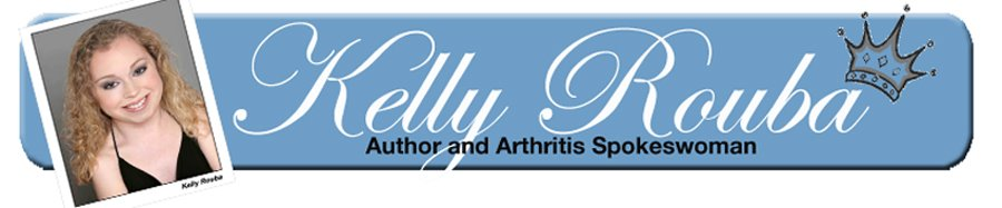 Kelly Rouba: Author and Arthritis spokesperson