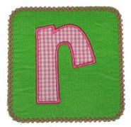 ROUNDED SQUARE PATCH