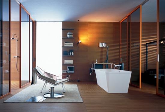 Interiors hansgrohe axor bathroom design for Bathrooms by design