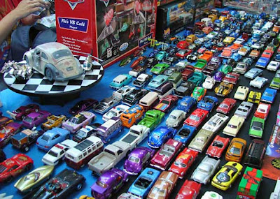 Fabrica do Hot Wheels