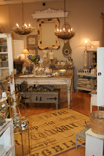New French Chic Decor Room