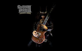 #5 Guitar Hero Wallpaper