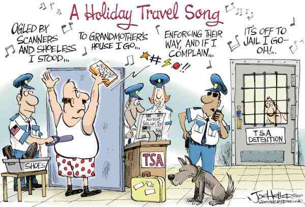 TSA Launches 'Fun' Website For Kids - Infowars