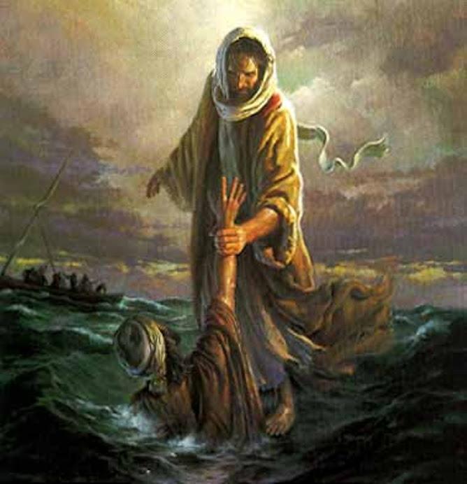 Non permettere mai...Gesù...che la mia fede vacilli...