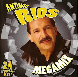 Antonio Ríos - Megamix (24 Súper Hits) | Cumbia