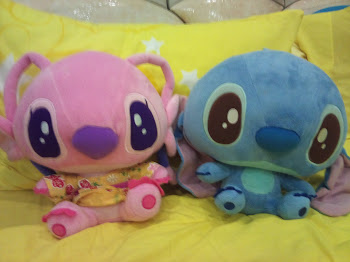 Angel Lui and Stitch zai