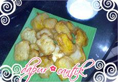 nangka nenas goreng dapur cantik