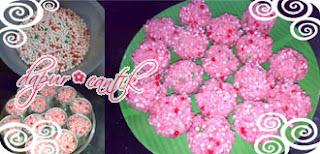 kue sagu kelapa dapur cantik