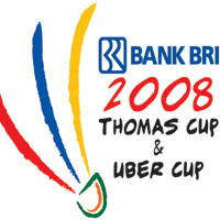 Uber Cup & Thomas Cup 2008