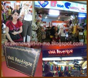 berbelanja di pasar baru