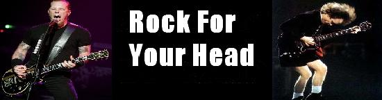 Rock For Your Head