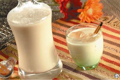 Coquito (Bebida tradicional de Puerto Rico)