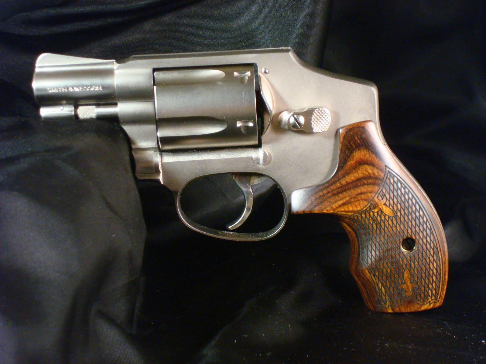 "Average Joe\'s Handgun Reviews: Smith & Wesson Model 642 ""The Allure ..."
