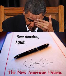 obama  chain gang funnies