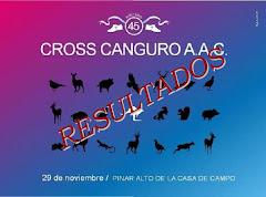 45º Cross del Canguro 2009