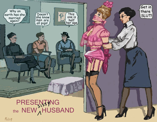 Sissy Cartoon Captions