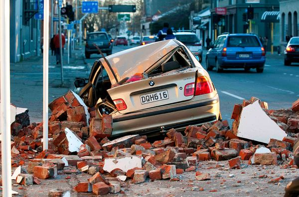 earthquake in new zealand christchurch. Now Christchurch is having