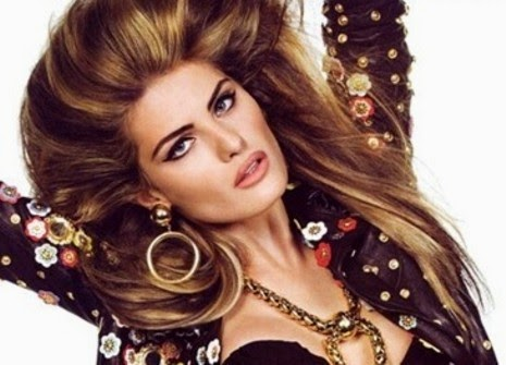 Pictures : Hair Highlights Ideas - Oversize Blonde Stripe
