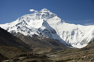 Gambar Gunung Mount Everest
