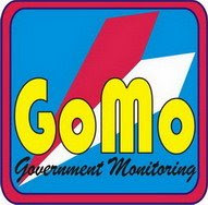 Logo Government Monitoring (GoMo)