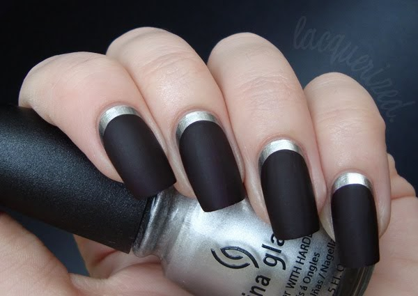 Lacquerized a blog about nail polish ruffian inspired manicure lacquerized a blog about nail polish ruffian inspired manicure the most awesome gift prinsesfo Images