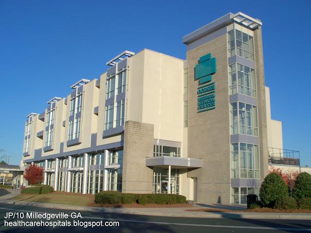 Oconee Regional Medical Center