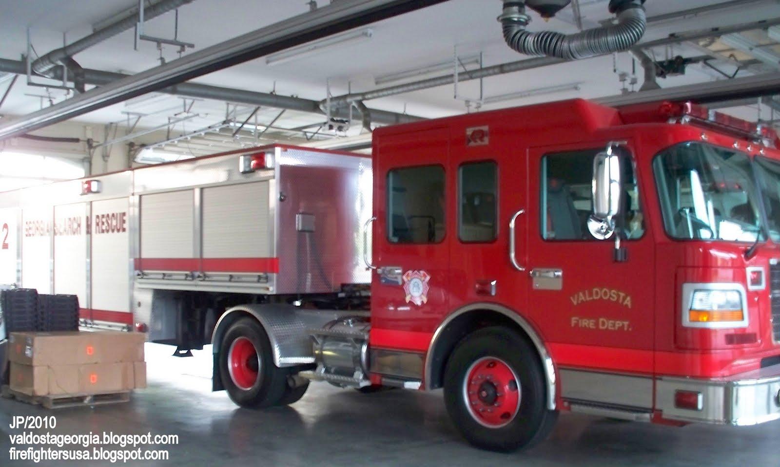 Fire Department Truck 1