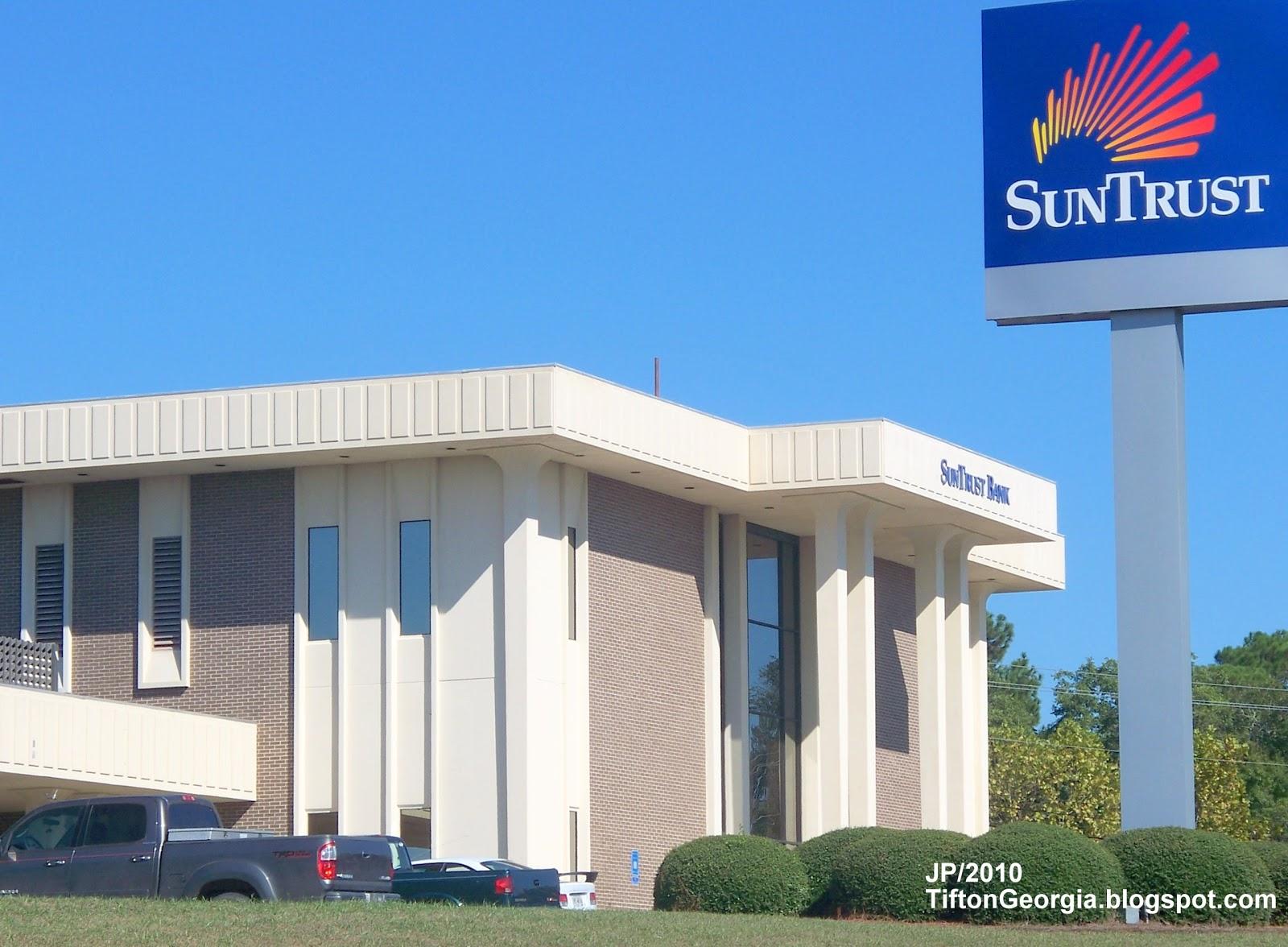www suntrust bank com: