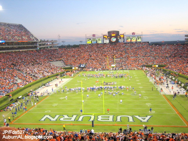Auburn Alabama Tigers Football