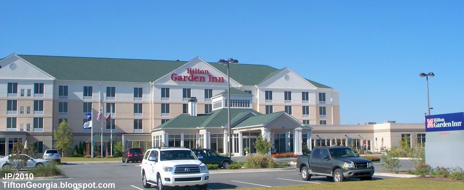 Hilton Garden Inn Hotel Tifton Georgia Boo Drive Lodging Tift County Ga