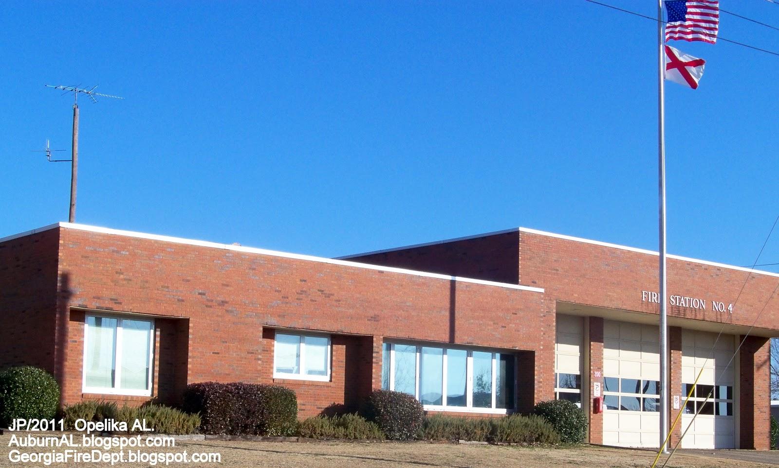 Alabama lee county salem - Station 4 Opelika Alabama Fire Department Lee County Al 200 Lake Condy Rd Opelika Al 36801
