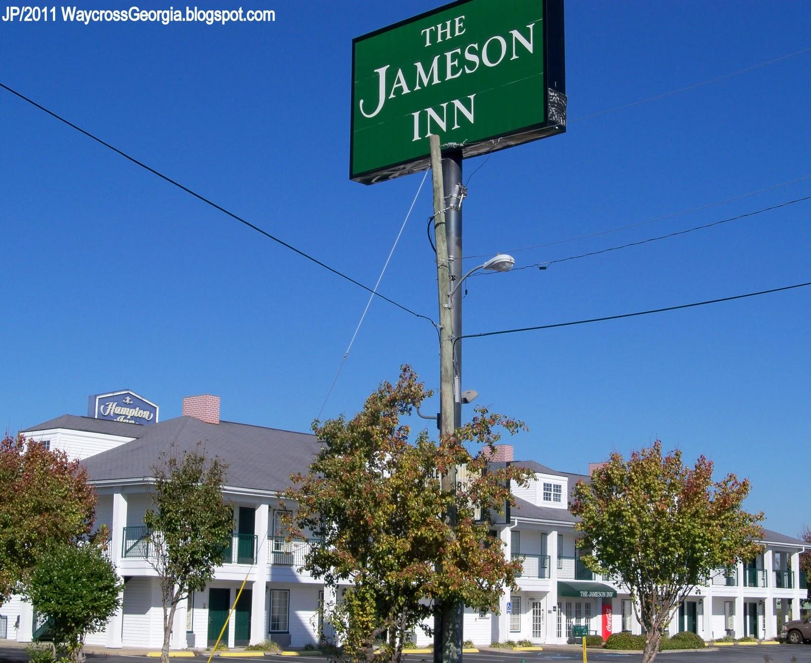 Jameson Inn Hotel Waycross Georgia The Lodging Ga Ware County