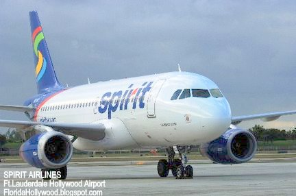 Airport aviation airplane airline aircraft photo for Spirit airlines one way