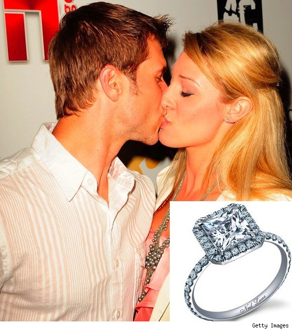 Diamond Engagement Rings Celebrity Diamond Engagement Ring is