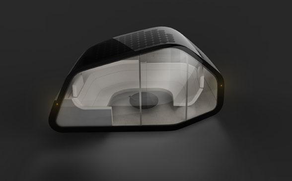 Mobil Masa depan Yang Bisa Menyetir Sendiri