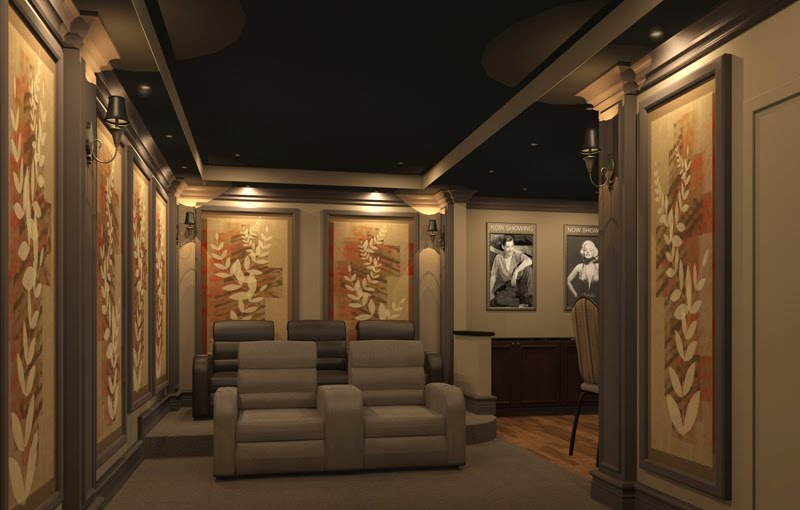 Home Theater Design And Beyond By 3 D Squared Inc June 2010