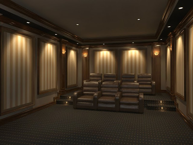 Home Theater Design And Beyond By 3 D Squared Inc August 2010