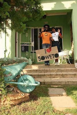 Thesis social jam soweto