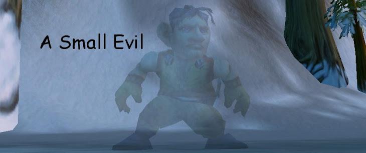 A Small Evil