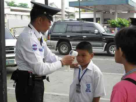 how to get a security guard license in philippines