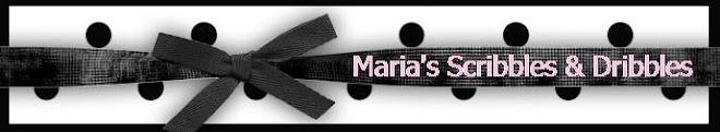 Maria's Scribbles & Dribbles
