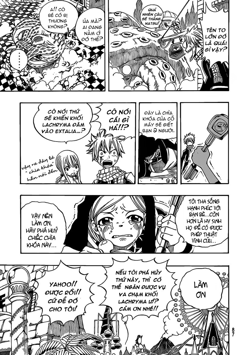 Fairy Tail chap 184 page 18 - IZTruyenTranh.com