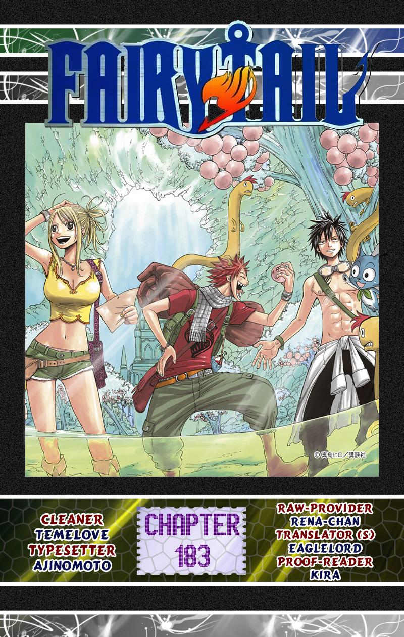 Fairy Tail chap 183 page 21 - IZTruyenTranh.com