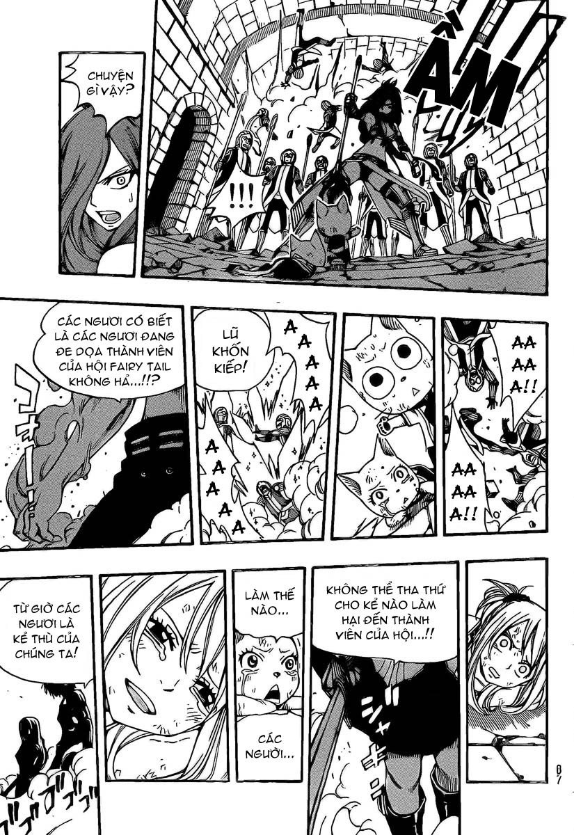 Fairy Tail chap 179 page 17 - IZTruyenTranh.com