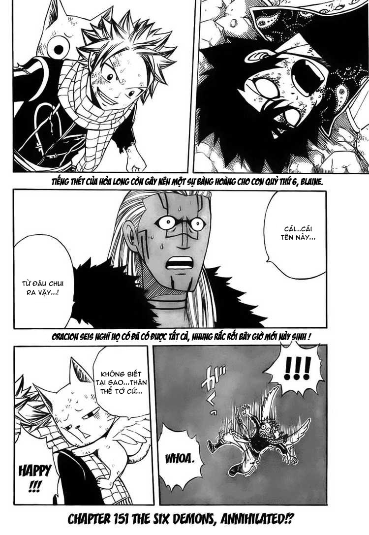 Fairy Tail chap 151 page 2 - IZTruyenTranh.com